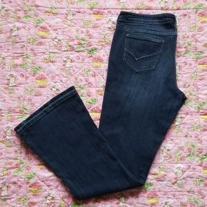 a.n.a. flare jeans size 12